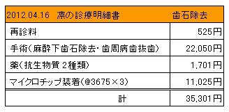 2012.04.16診療明細書【凛】