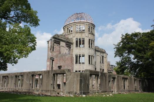 原爆ドーム(文化遺産)