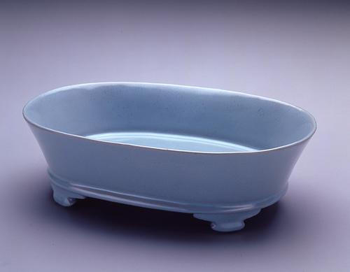 se b0119674_16272474世界の至宝、『汝窯』汝窯青磁水仙盆