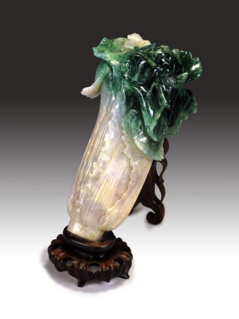 gugong4国立故宮博物院の翠玉白菜