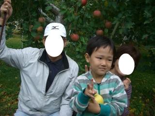 リンゴ狩り3