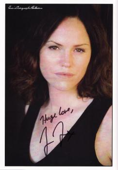 yk's Autograph Collection / ファンレターのお返事 - Jorja Fox