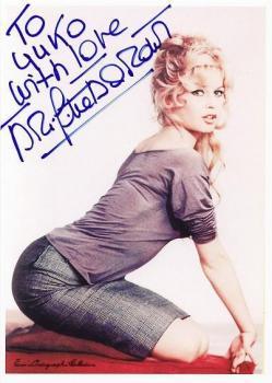 Brigitte Bardot 2-1