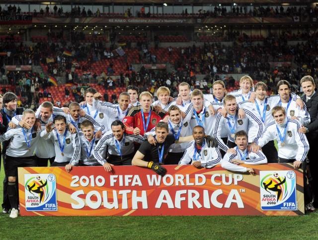 W杯南アフリカドイツ代表