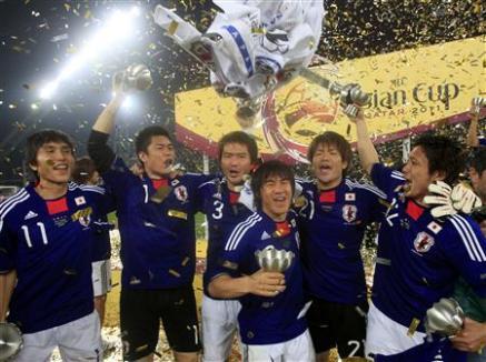 アジアチャンピオンだぁ!