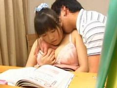家庭教師が巨乳受験生にした事の全記録 沙藤ユリ 女子校生