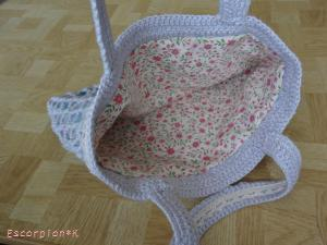 編みバッグ2