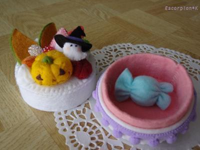 ハロウィンケーキ2