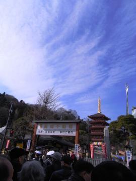 高幡山金剛寺(高幡不動尊)