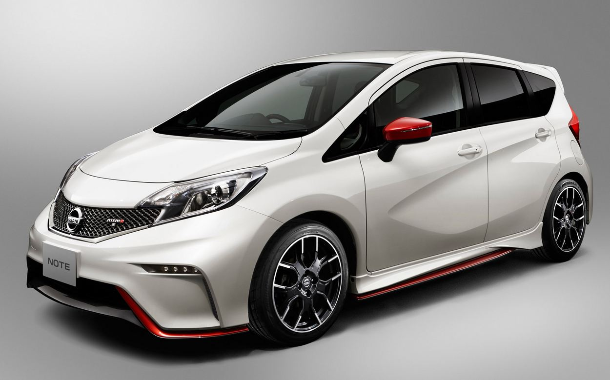 NISSAN NOTE NISMO S 2015 01