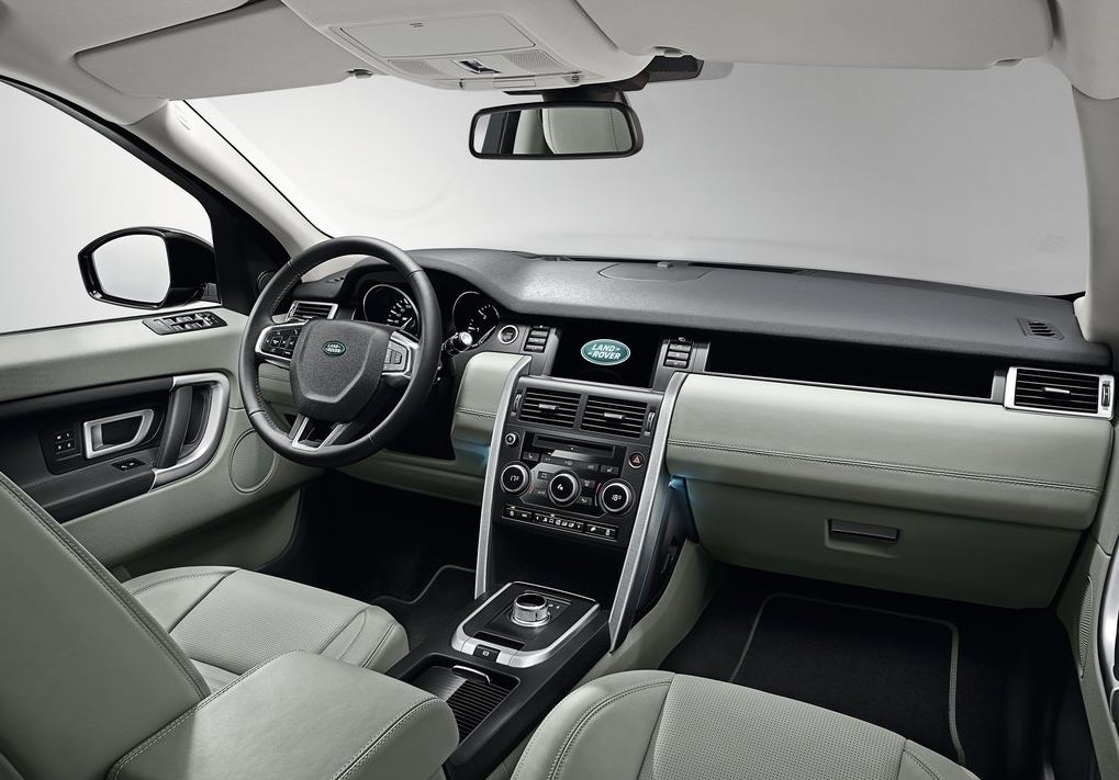Land Rover Discovery Sport 2015 09