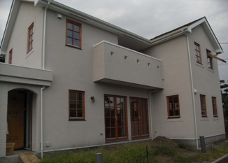 湘南鵠沼の家