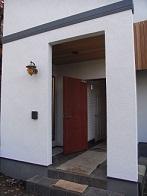 玄関デザイン