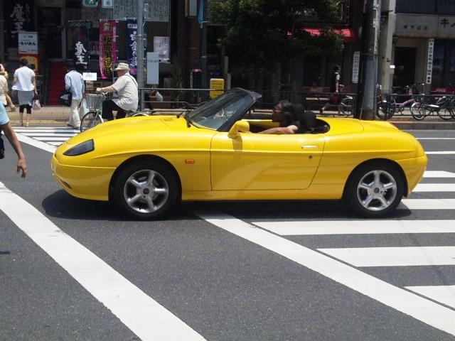 FIAT オープン