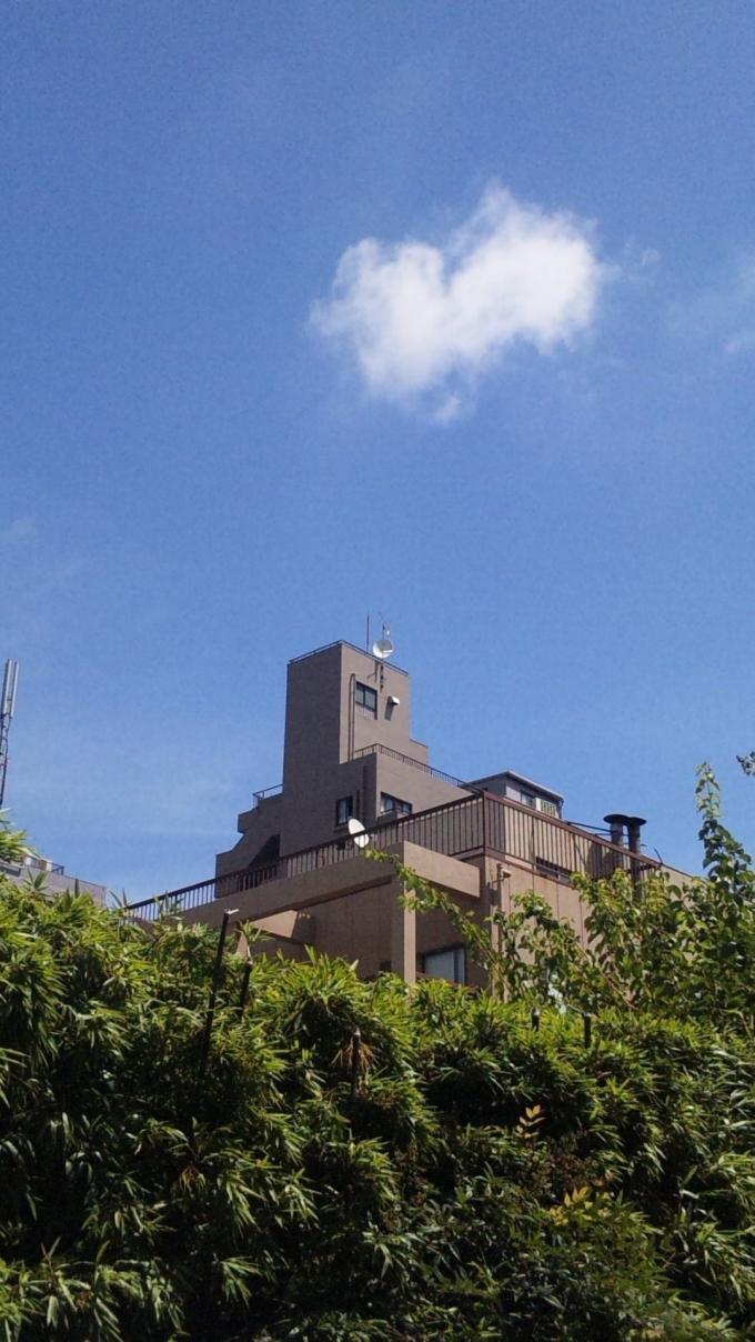雲ひとつ_20100811