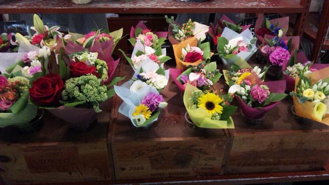 In Flower Shop_20100818