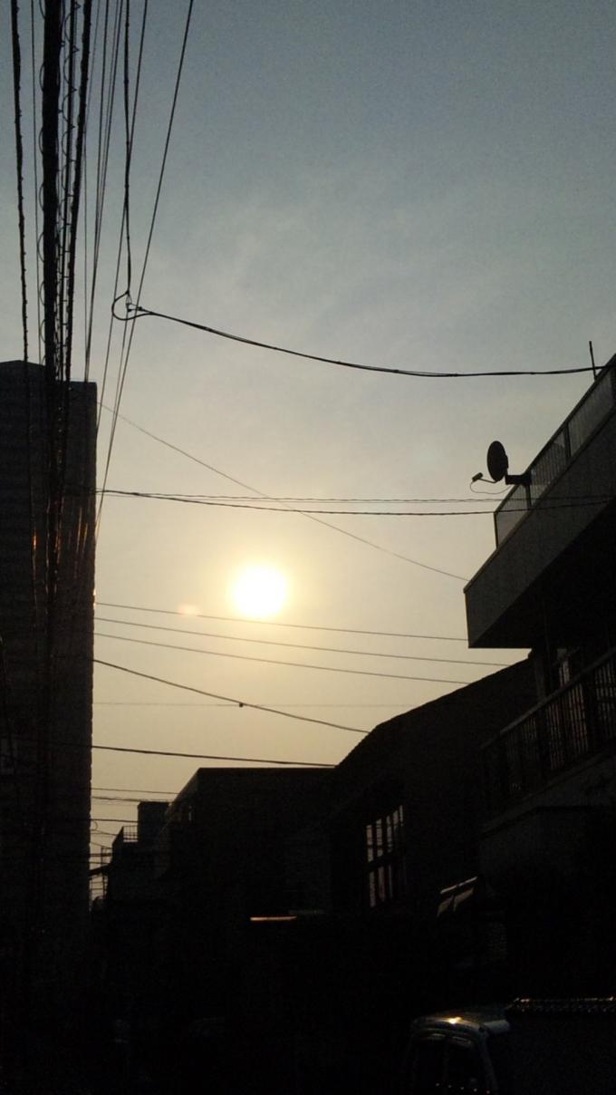 Sunset_20100818