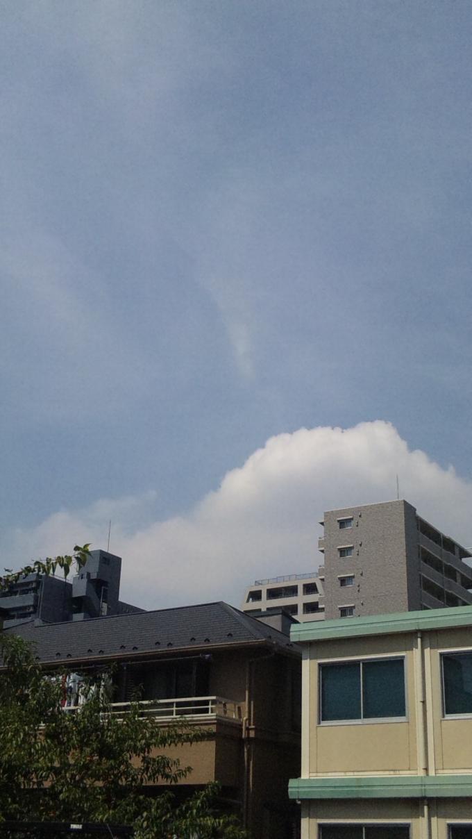 夏の空_20100830