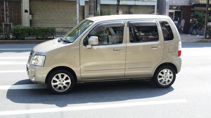 SUZUKI Wagon R_20100911