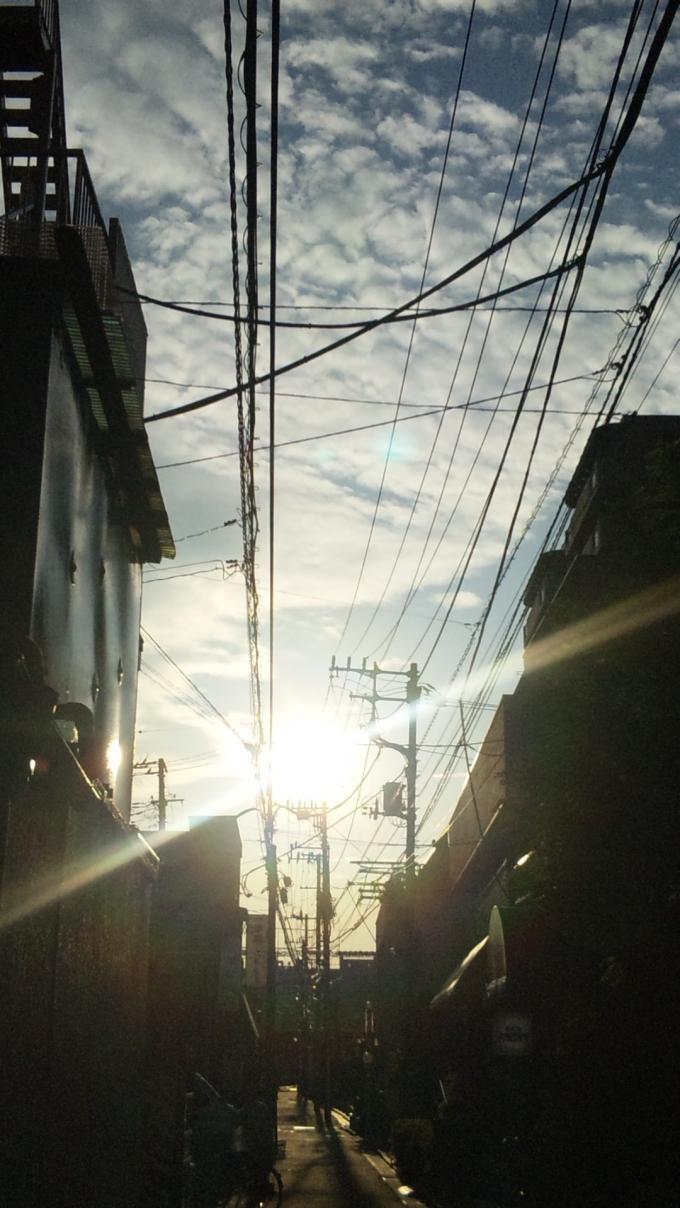 Sun Set_20100917
