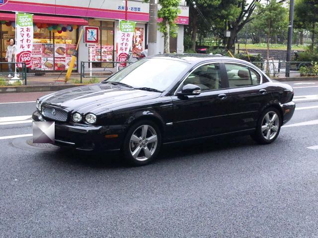 Jaguar X‐Type_20100930