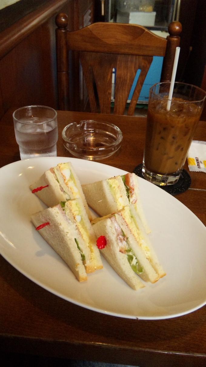 Egg Sandwich_20101113