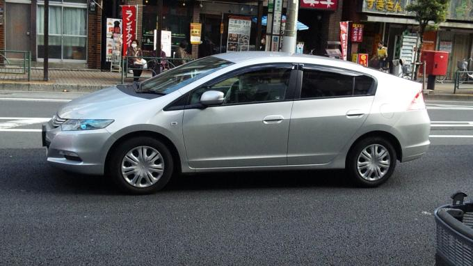 HONDA Insight_20101130