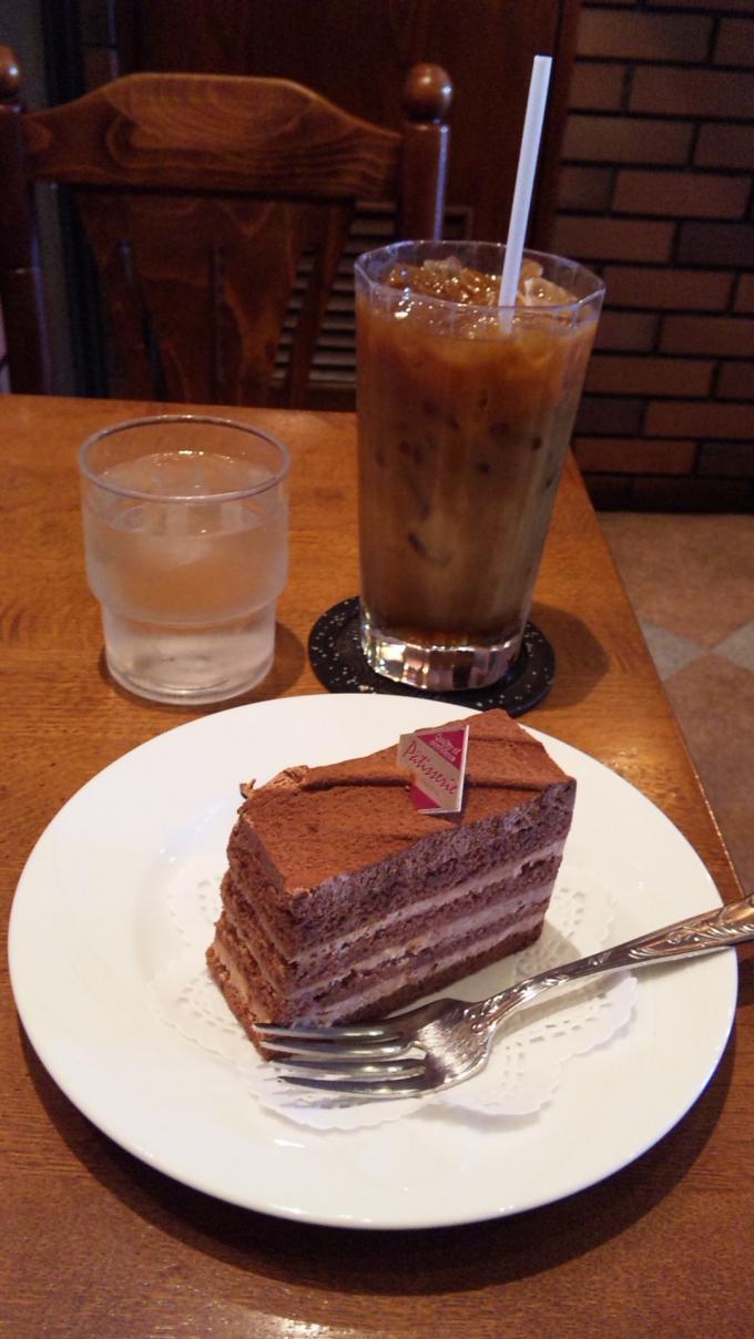 Choco Cake_20101211