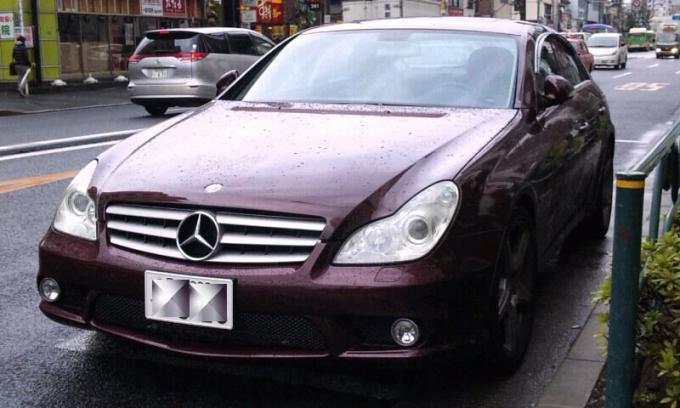 BENZ   CLS  55_20120324