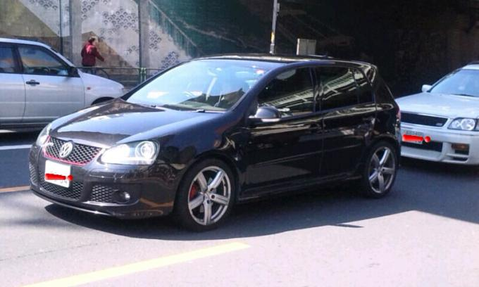 VW  GOLF  GT Ⅱ_20120327