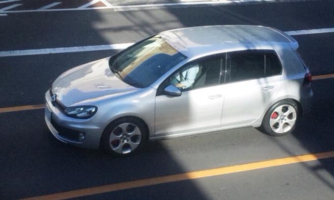 VW GOLF GTⅡ_20120512