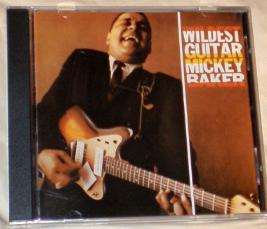 The Wildest Guitar / Mickey Baker