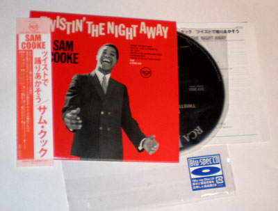 Twistin' The Night Away / Sam Cooke