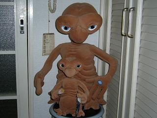 E.T.親子