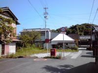 理想の道路(高知市春野町西分)