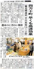 12月14日の高知新聞の記事