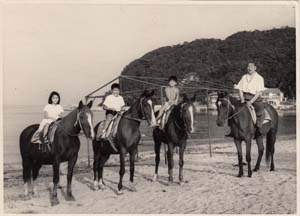 淡路島で孫と乗馬 IMG_0012