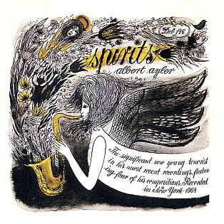 Spirits-Albert Ayler