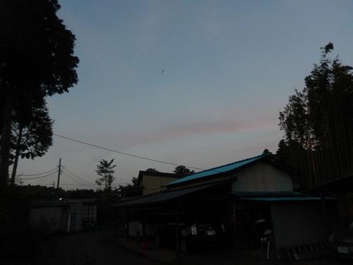 2014.9.3 朝焼け 015