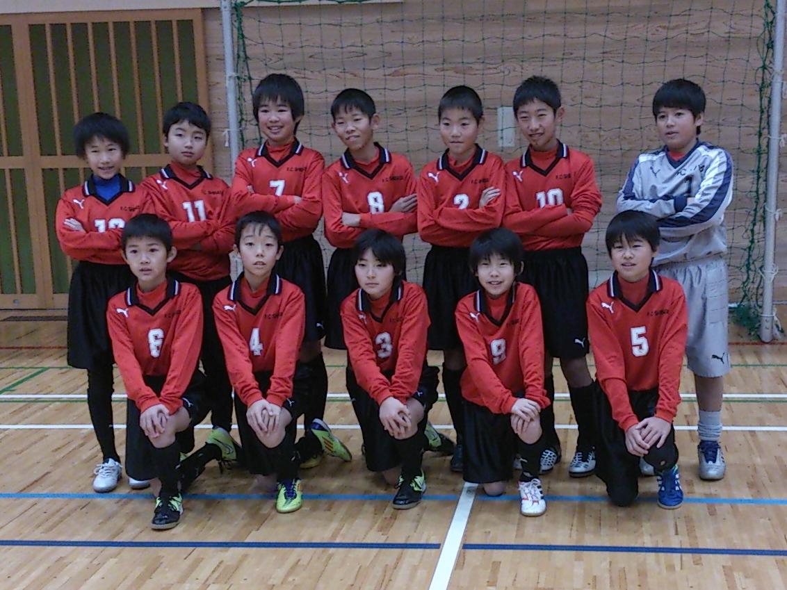 FC Shibata jr News 東北電力杯下越地区予選グループリーグA