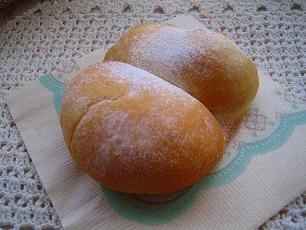 白パンでなく茶色パン