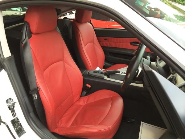 BMW Z4 レザーシート