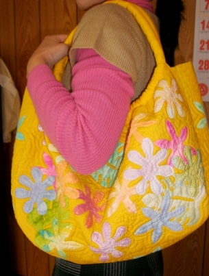 黄色かばん1