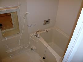 フリューゲル浴室