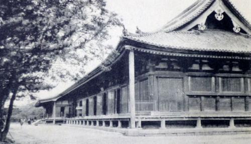 大正時代の三十三間堂