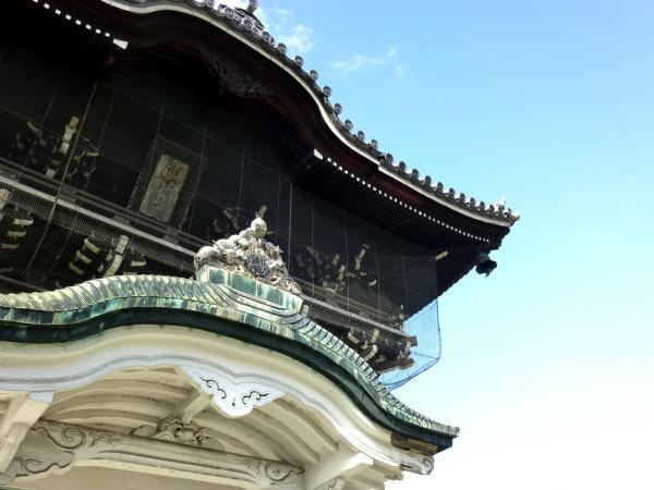 興正寺経蔵