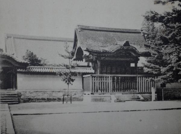 大徳寺唐門