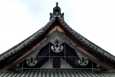 懸魚(三十三間堂)
