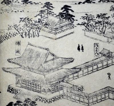 「都名所図会」より相国寺