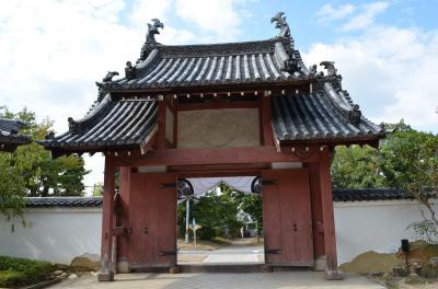 萬福寺総門